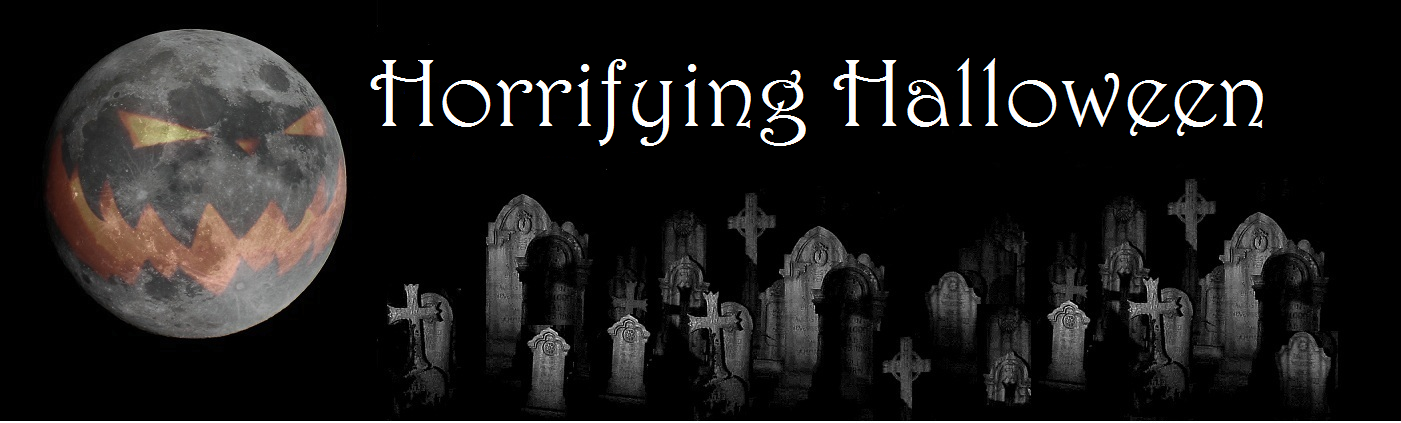Welcome to Horrifying Halloween!